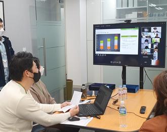 센트온, 2021년도 e-워크숍 통해 공격적 경영전략 발표